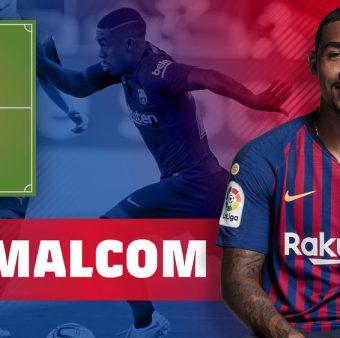 O Top-4 de Malcom de Oliveira