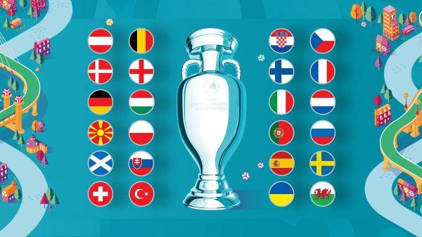 A maior Eurocopa de todos os tempos.