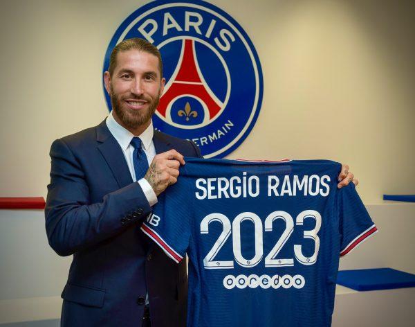 Ramos, novo reforço do PSG