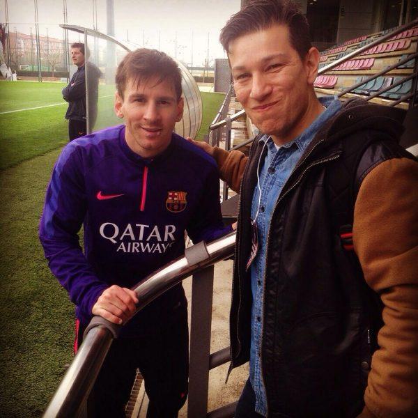 Messi e Lucas